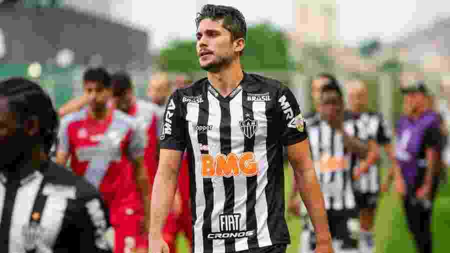 Igor Rabello, zagueiro do Atlético-MG, está fora do jogo contra o Nacional na Libertadores - Bruno Cantini/Atlético-MG