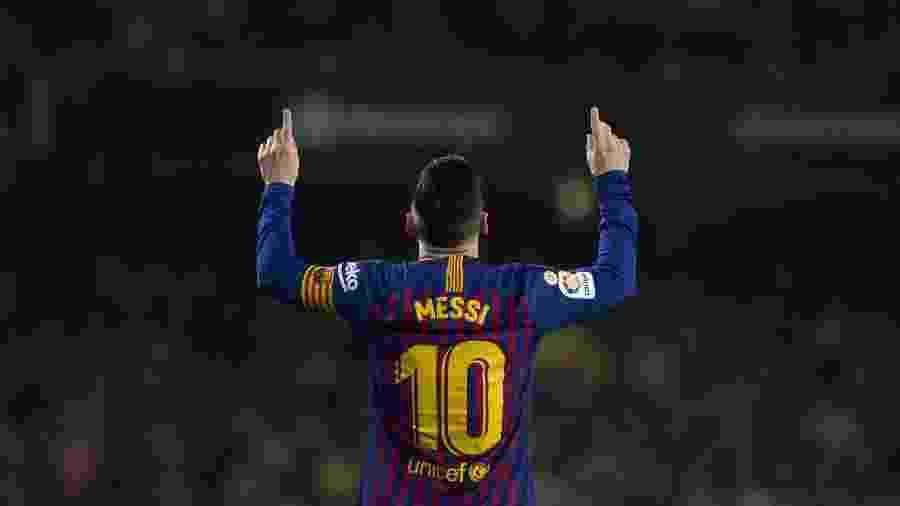 Lionel Messi relembrou melhores e piores momentos da carreira em entrevista ao Rac1 - Jorge Guerrero/AFP