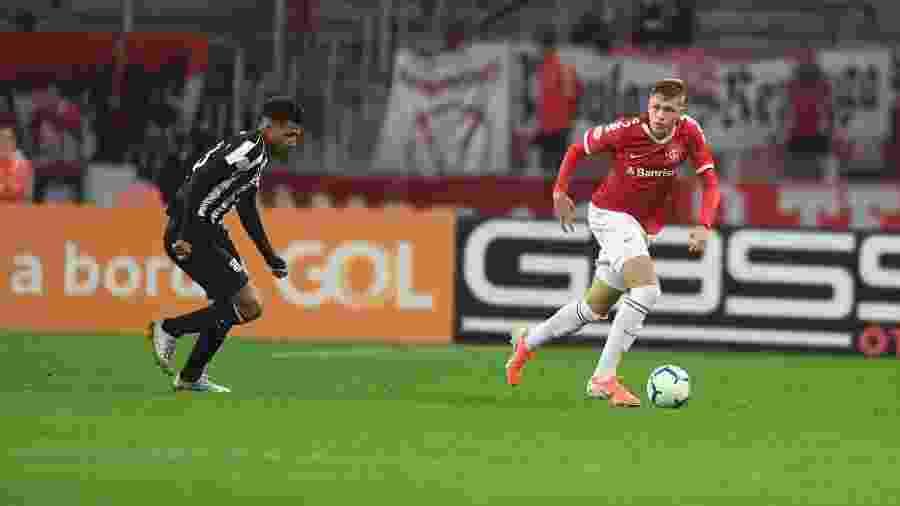 Bruno Fuchs deve ser negociado pelo Internacional para atuar na Europa - Ricardo Duarte/Inter