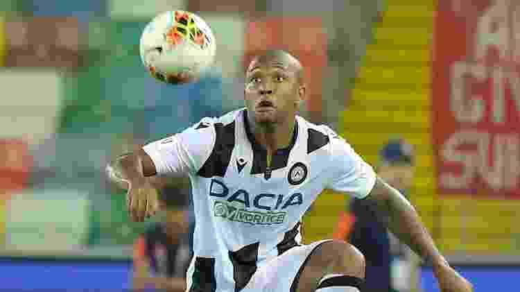 Samir - Divulgação/Udinese - Divulgação/Udinese