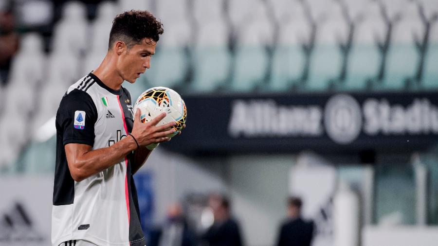 Cristiano Ronaldo está na Juventus desde 2018, mas revista indica vontade de buscar novo clube - Mattia Ozbot/Soccrates/Getty Images