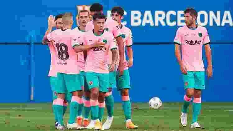 Barcelona 2020 - Pedro Salado/Quality Sport Images/Getty Images - Pedro Salado/Quality Sport Images/Getty Images