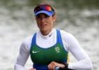 Confederação de Remo deixa Fabiana Beltrame fora da Olimpíada