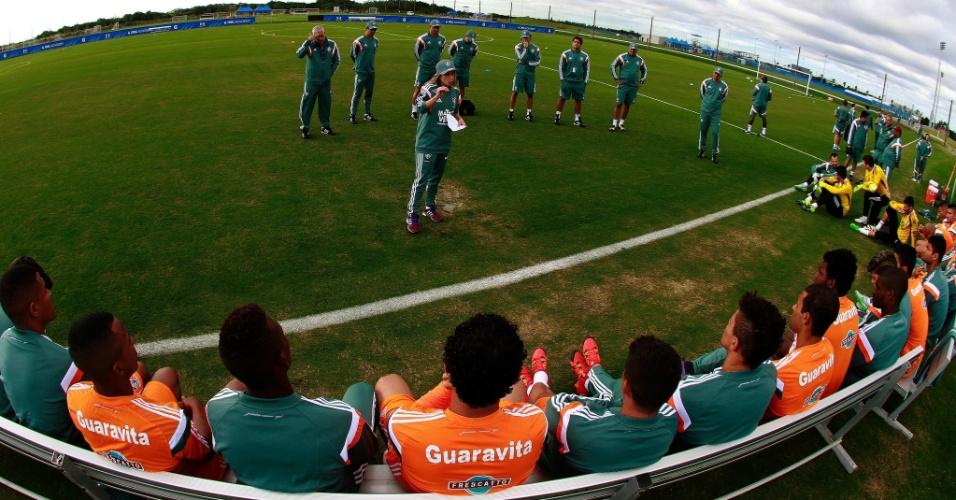 Jogadores do Fluminense terão instalações de primeiro mundo nos EUA