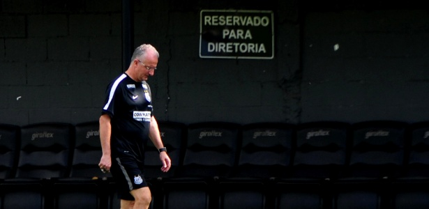 Técnico Dorival Júnior espera que a diretoria santista contrate reforços versáteis  - Divulgação/Santos FC