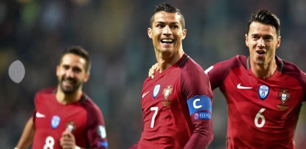 Cristiano Ronaldo levou a seleção portuguesa ao título da Eurocopa 2016