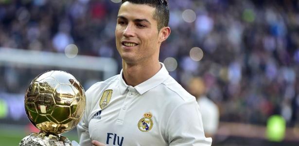 Cristiano já ganhou a Bola de Ouro nesta temporada
