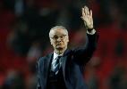 Ranieri quebra silêncio e diz que ficou em choque com demissão do Leicester - Reuters/John Sibley Livepic/File Photo