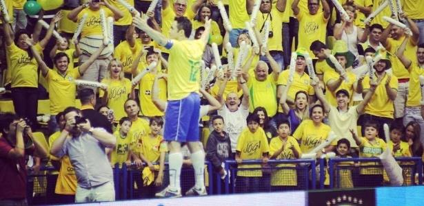 Falcão atuou pela seleção brasileira por 20 anos - Reprodução/Instagram