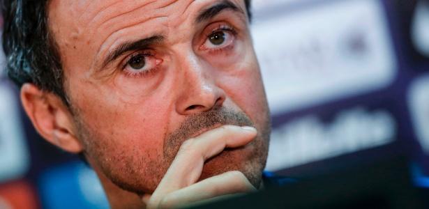 Luis Enrique não quer treinar outra equipe antes de descansar
