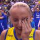Fabi chora após título do Rexona e avisa: