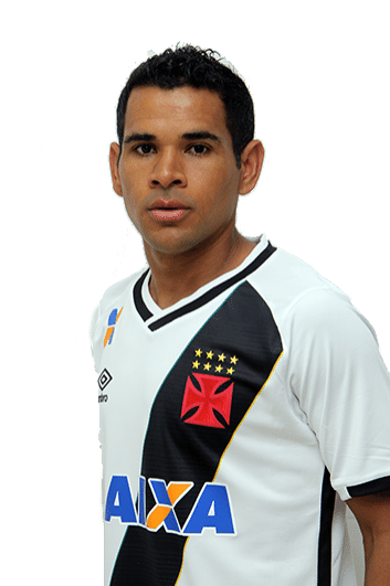Éderson, atacante do Vasco