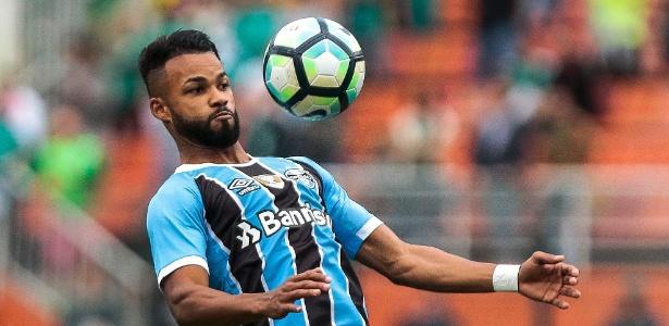 Meia-atacante está entre os 10 jogadores que mais atuaram no Grêmio em 2017