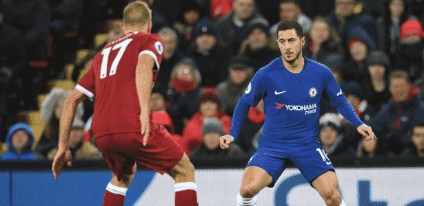 Hazard - Divulgação/Chelsea FC - Divulgação/Chelsea FC
