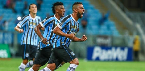 Volante Maicon fez o gol e foi melhor jogador do Grêmio diante do São Paulo-RS