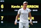 Após mais de 6 horas de jogo, tenista pede para Wimbledon mudar regras - Andrew Boyers/Reuters