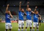 Barcos marca pela primeira vez e Cruzeiro vence Atlético-PR de virada - Vinnicius Silva/Cruzeiro
