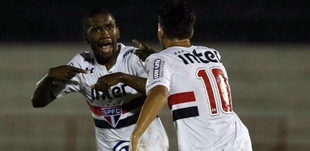 Jonas Toró é um dos destaques das categorias de base do São Paulo - Célio Messias/saopaulofc.net