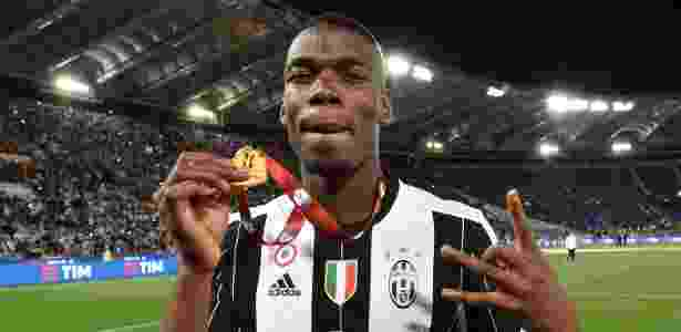 Pogba na Juventus - Giuseppe Bellini/Getty Images - Giuseppe Bellini/Getty Images
