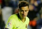 Coutinho marca, mas Barça sente falta de Messi e perde para Levante - Heino Kalis/Reuters