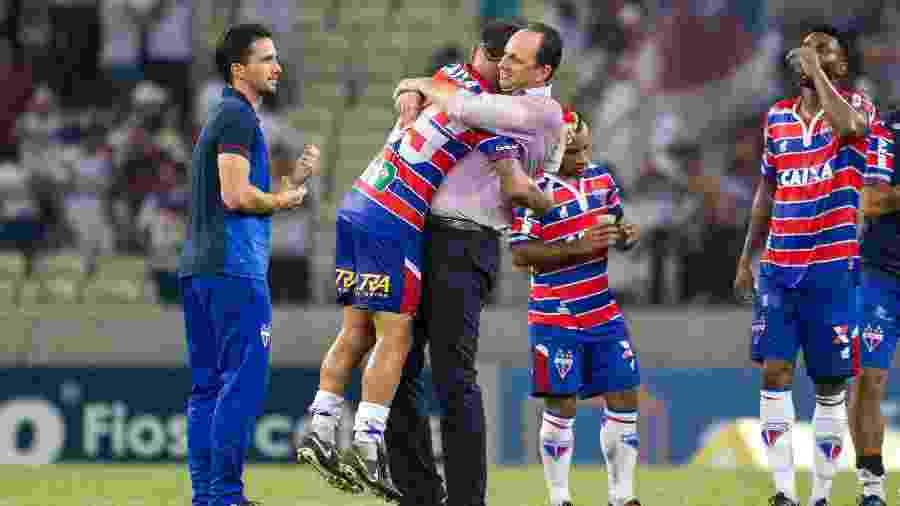 Ceni já se despediu dos jogadores do Fortaleza e será anunciado em breve pelo Cruzeiro - Stephan Eilert/AGIF
