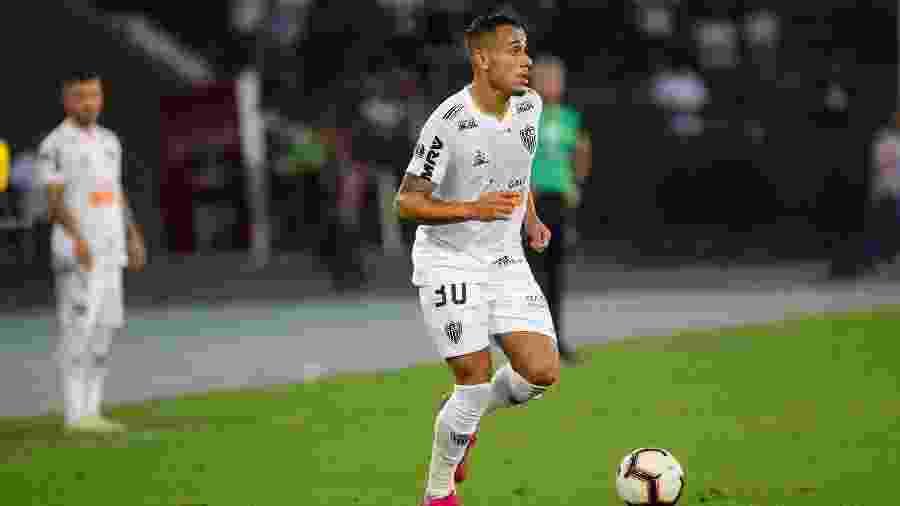 Rafael Papagaio seguirá como reserva, mas deve ter uma chance no Atlético-MG contra o Goiás - Bruno Cantini/Divulgação/Atlético-MG