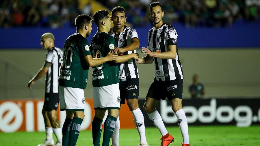 Atlético-MG e Goiás se enfrentam pela 12ª rodada do Brasileirão - Bruno Cantini/Divulgação/Atlético-MG