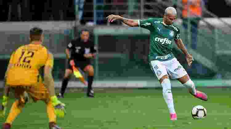 Deyverson não seguirá no Palmeiras em 2020 - Duda Bairros/AGIF - Duda Bairros/AGIF