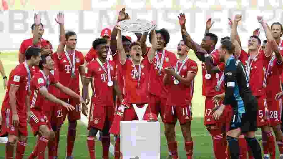 Para presidente da liga alemã, coronavírus ainda afetará próxima temporada - Stuart Franklin / Getty Images
