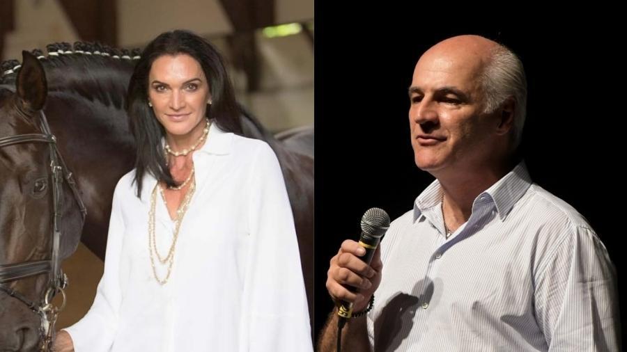 Bárbara Laffranchi e Kiko Mari - Divulgação