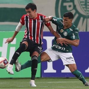Campeonato Paulista | São Paulo derrota Palmeiras por 1 a 0 e vence 4ª consecutiva