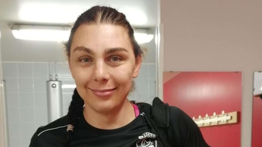 Alexia Cérénys, jogadora francesa de rúgbi  - Reprodução/Instagram