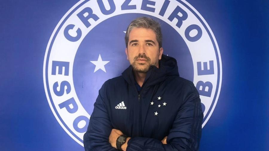 Novo diretor do Cruzeiro chega com a tarefa de ajudar o clube a voltar para a primeira divisão - Divulgação/Cruzeiro