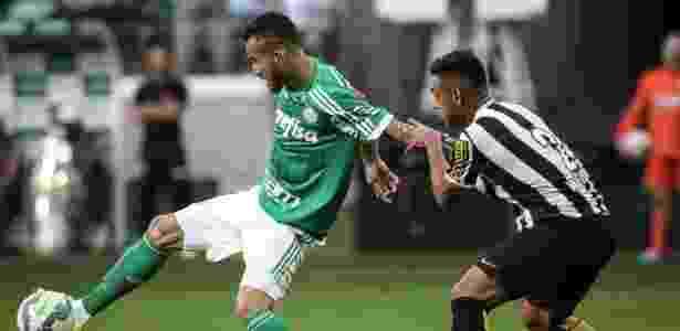 Leandro Pereira defendeu o Palmeiras na temporada passada - Ricardo Nogueira/Folhapress