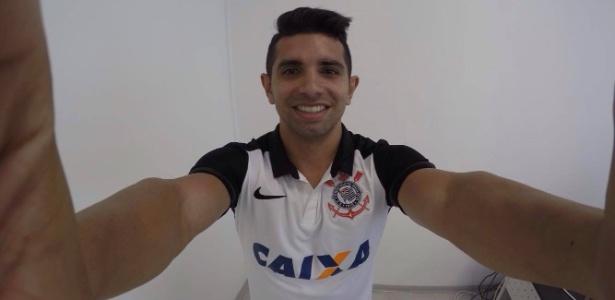 Guilherme na chegada ao Corinthians: alguns momentos de brilho, outros nem tanto
