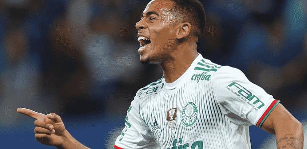 Juventus teria apresentado proposta de R$ 74 milhões por Gabriel Jesus - Cesar Greco/Ag Palmeiras