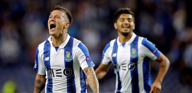 Otávio deixou Inter em 2014 e agora é titular do Porto: um gol e quatro assistências
