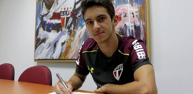 Ivan Altman/saopaulofc.net/Divulgação