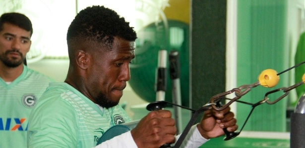Cria do Fluminense e hoje no Goiás, Toró reencontra o seu ex-clube