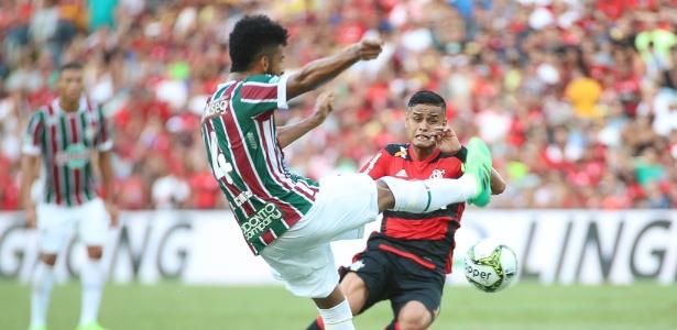 Renato Chaves fura e Everton aproveita falha para marcar pelo Flamengo