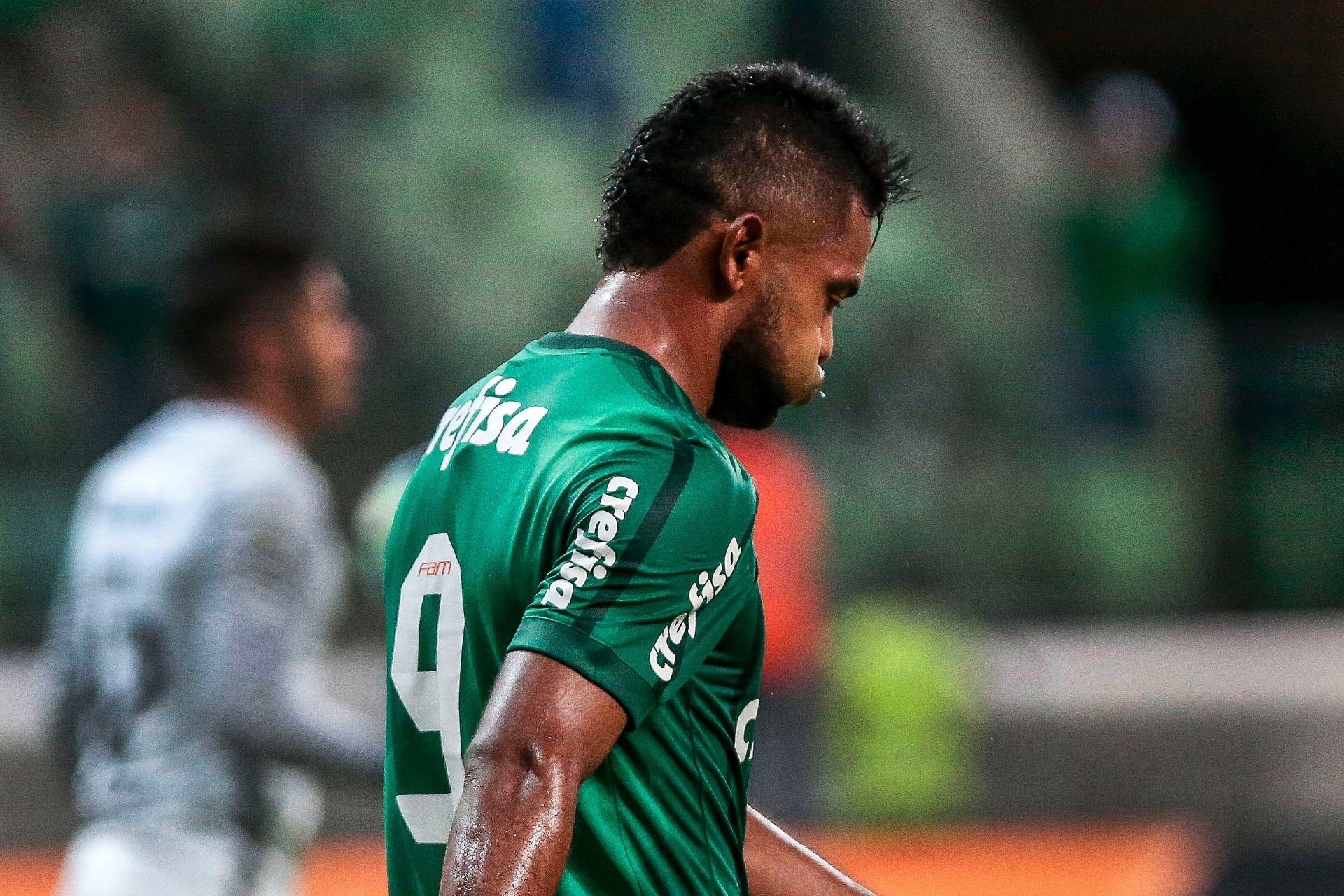 97fc3c0c16 O que acontece com Borja  Ex-atacantes do Palmeiras opinam e dão dicas -  Esporte - BOL