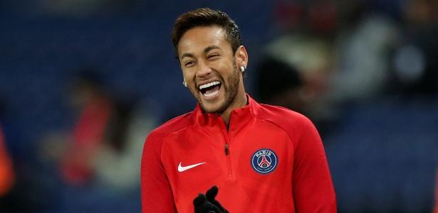 Neymar deverá ficar de fora de mais uma partida no Campeonato Francês