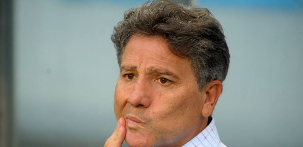 O técnico Renato Gaúcho pediu desculpas pela frase mal feita em entrevista coletiva