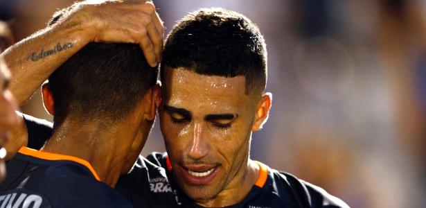 Gabriel deixou o Palmeiras no fim de 2016 para acertar com o Corinthians em seguida