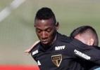 Reforço do São Paulo tietou Hernanes durante Copa do Mundo de 2014 - Rubens Chiri/saopaulofc.net