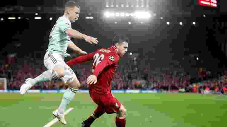 Bayern de Munique Liverpool - Carl Recine/Reuters - Carl Recine/Reuters