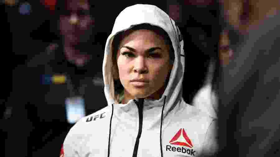 Rachael Ostovich, lutadora do UFC agredida pelo marido - Josh Hedges/Zuffa LLC/Zuffa LLC via Getty Images