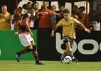 Com um a menos, Santos misto leva gol no fim e perde do Atlético-GO - @SantosFC