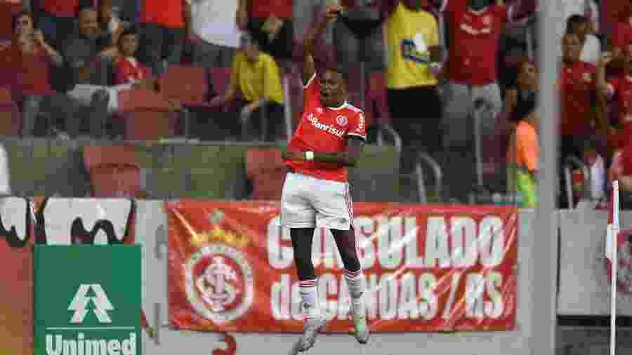 Edenilson pode se transferir para o Al-Ittihad e é desejode Fábio Carille - Ricardo Duarte/Inter