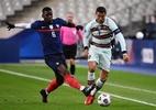 Em disputa por ponta do grupo, França e Portugal ficam no 0 a 0 - Franck Fife/AFP